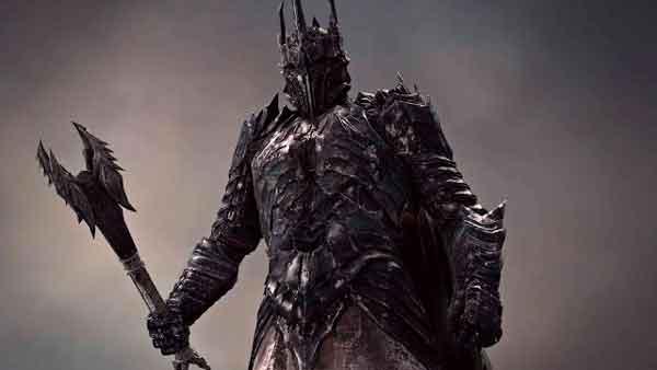 Саурон с булавой