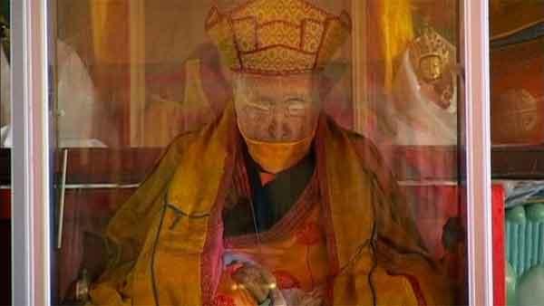 Итигэлов - нетленный бурятский монах