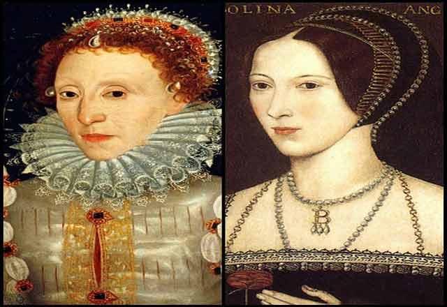 Анна Болейн—мать королевы Елизаветы I