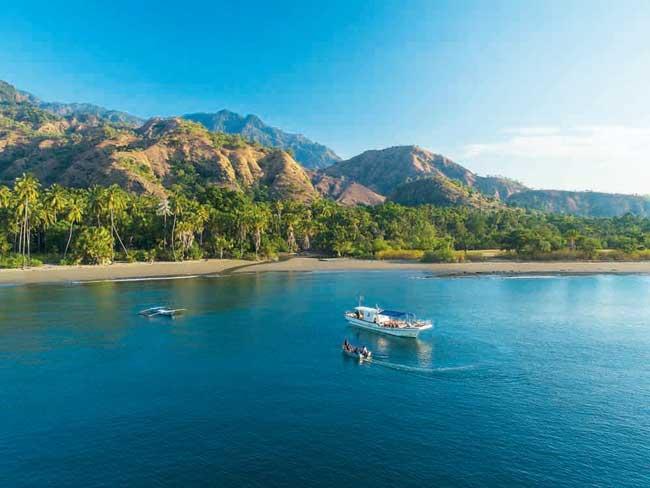 Остров Атауро (Восточный Тимор)