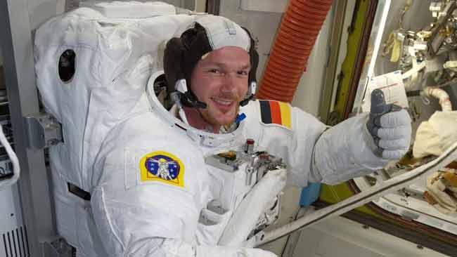 Германия в космосе