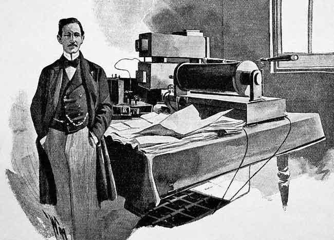Marconi Wireless Telegraph