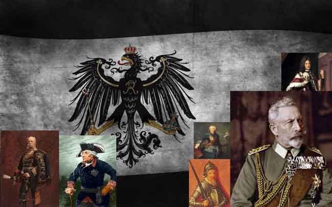 Гогенцоллерн и имперская Германия