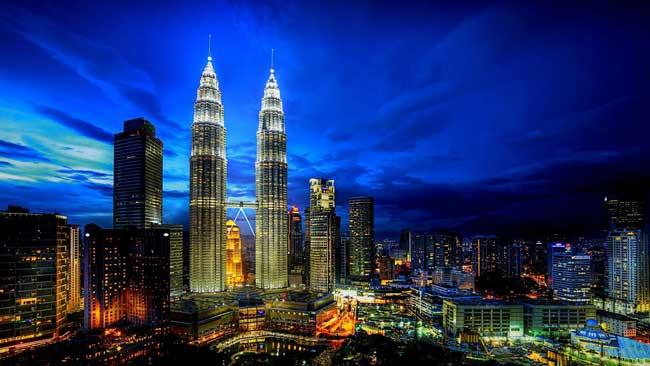 Башни-близнецы Петронас (Малайзия)