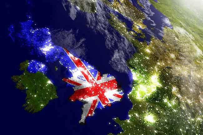 Великобритания в космосе