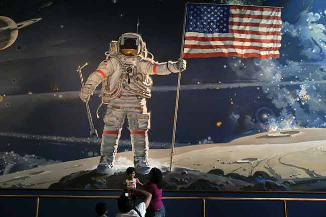 США в космосе