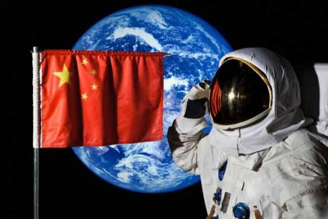 Китай в космосе
