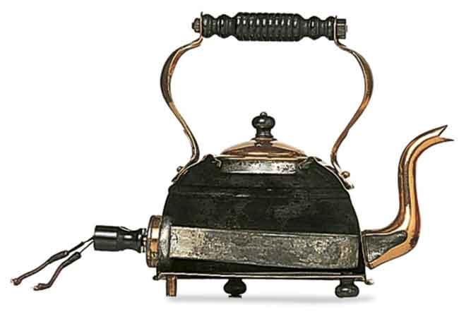 винтажный Электрический чайник