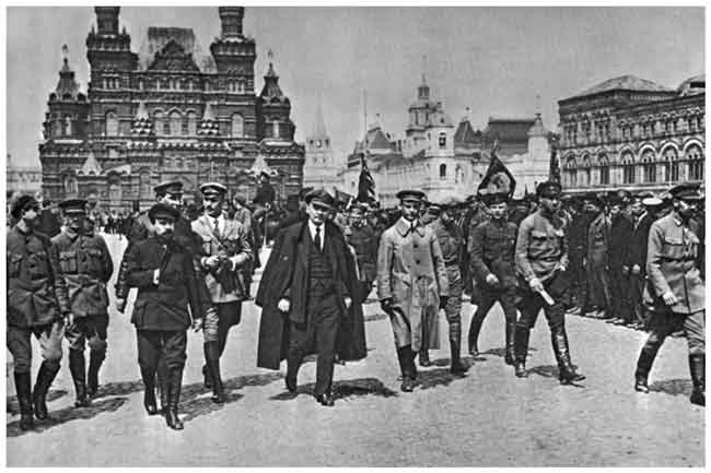 Революции 1917-1923 годов