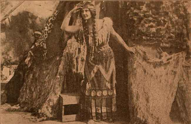 Покахонтас была похищена для выкупа