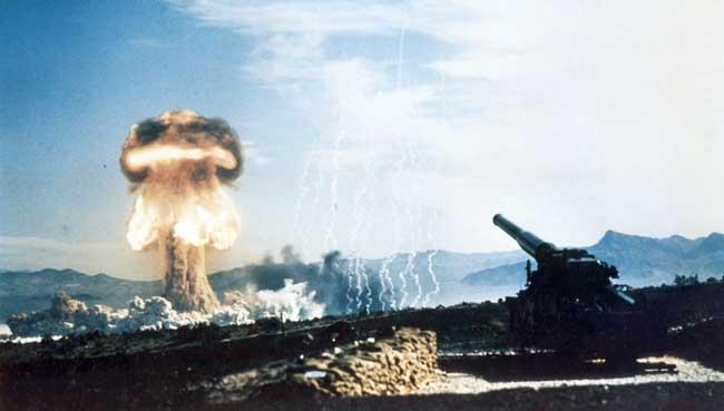 М65 – атомная пушка