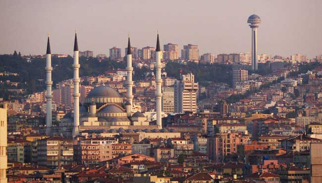 Анкара: столица Турции