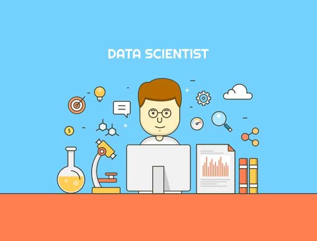 Data Scientist (специалист по обработке данных)