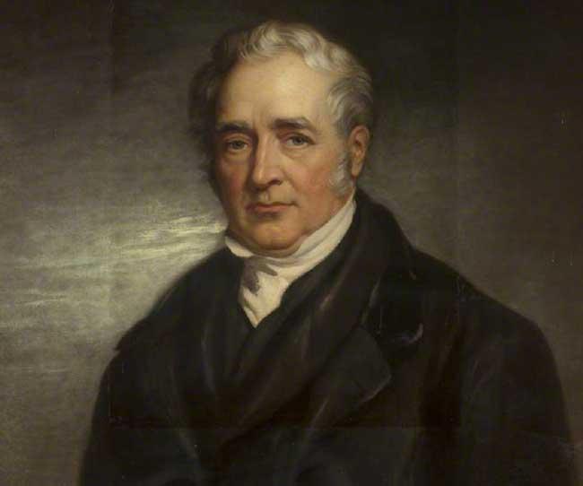Джордж Стефенсон (1781 –1848)