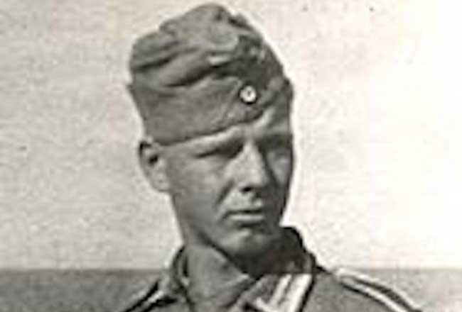 Племянник Адольфа Гитлера Хайнц