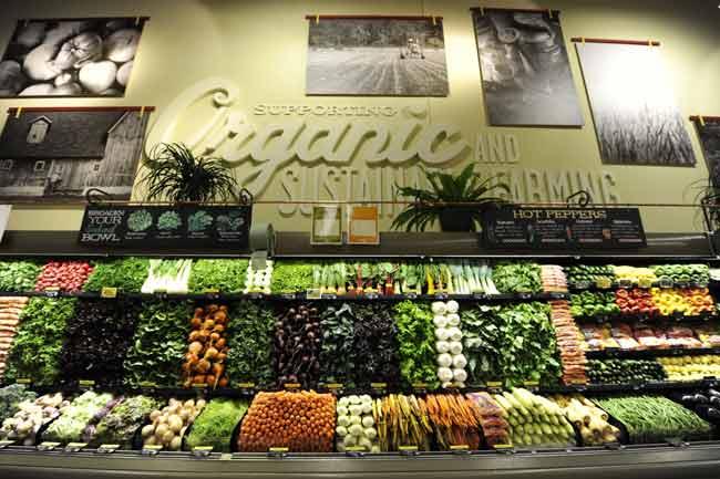 Здоровая пища стоит дорого в США
