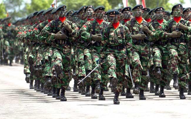 Индонезия армия