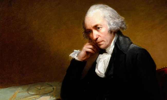 Джеймс Уатт (1736 – 1819)