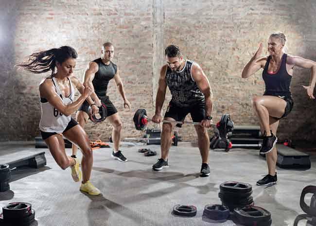 Одержимость фитнесом в США