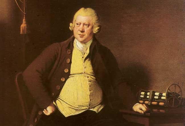 Ричард Аркрайт (1732 –1792)