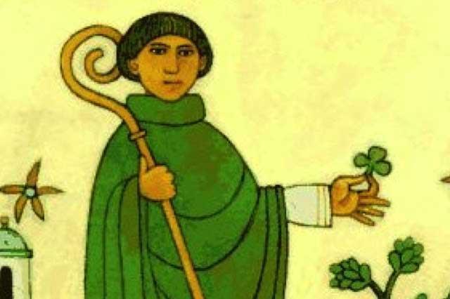 Святой Патрик был продан в рабство