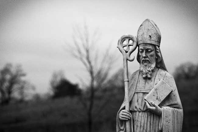 Английский Святой Патрик