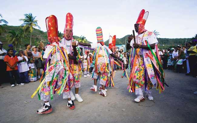 День святого Патрика на Карибах