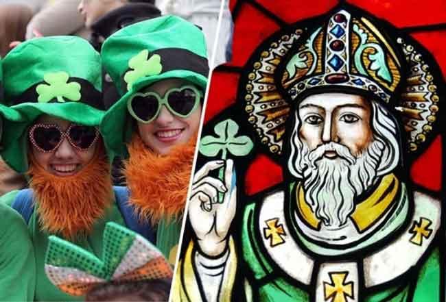 17 марта-это день, когда умер Святой Патрик