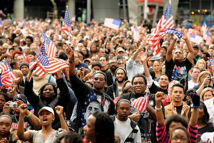 Меньшинства – это большинство в США