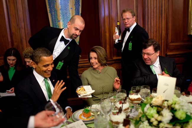 Обед В Белом доме