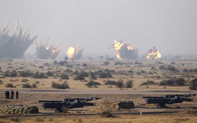 Чагай-I -пять быстрых взрывов Пакистана