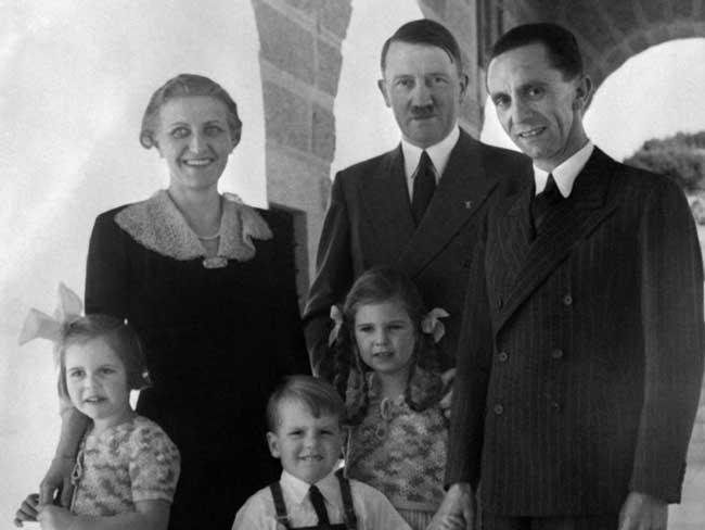родственники Гитлера
