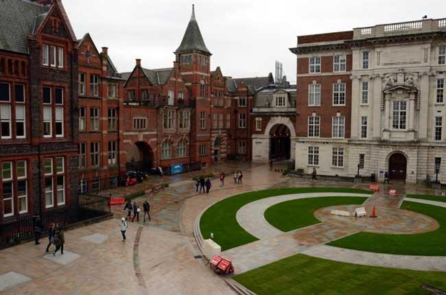 Ливерпульский университет, Англия