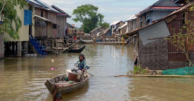 Наводнения Меконг