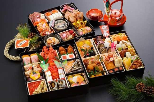 Рождество и Новый год Япония подарок