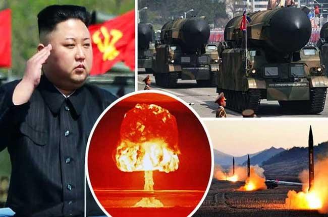 Северная Корея получает бомбу