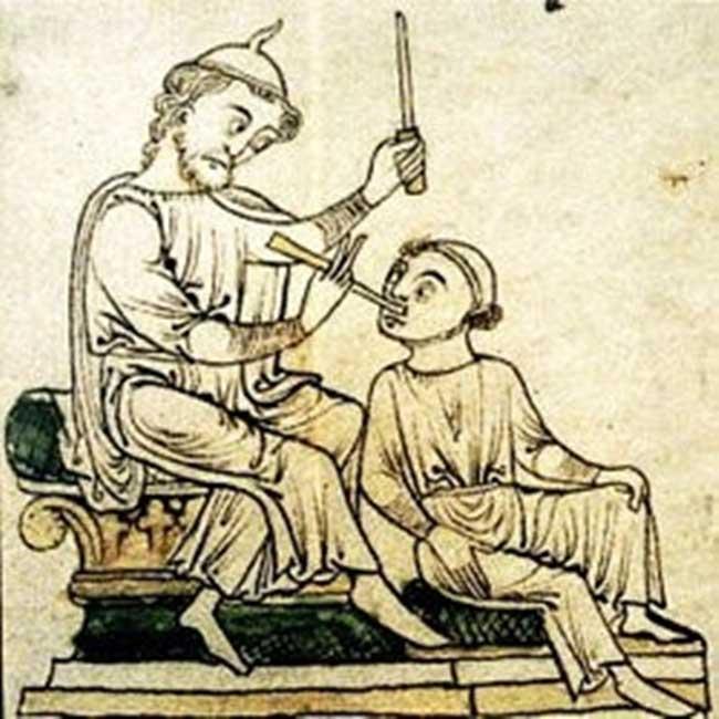 Древняя Греция стоматолгия