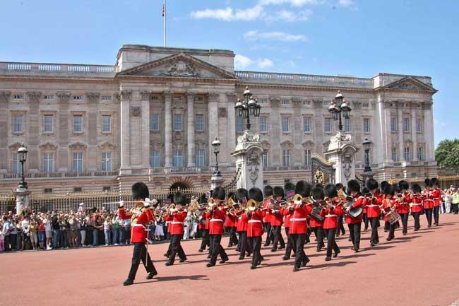Букингемский Дворец, Лондон, Англия