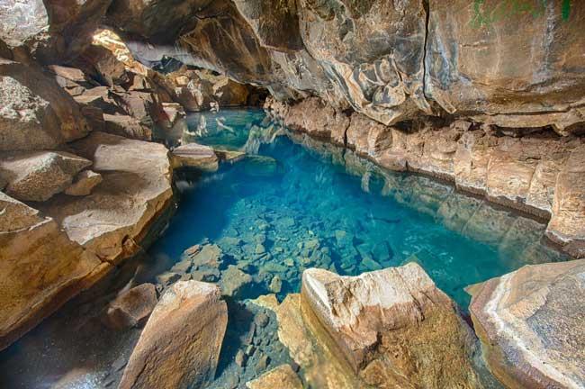 Пещера Грьотагья