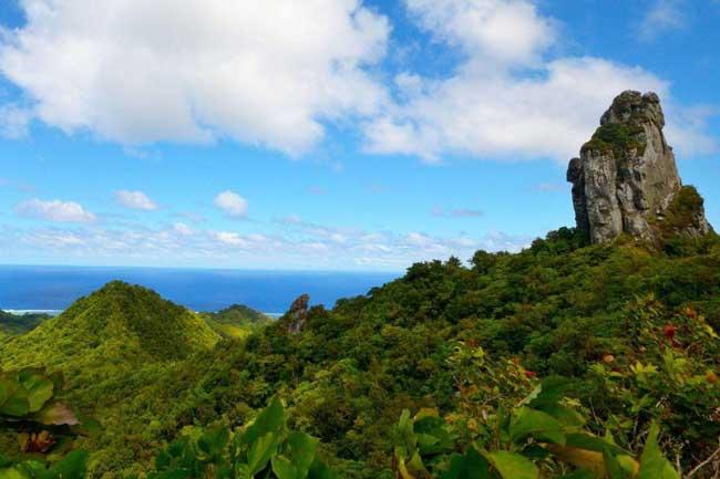 Гора Те-Руа-Манга