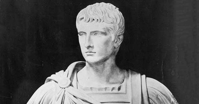 Юные годы жизни Цезаря