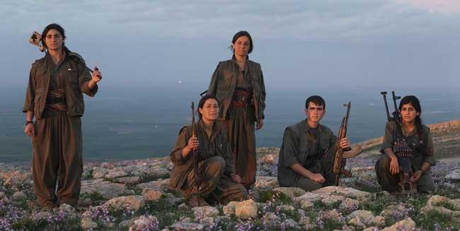 Рабочая партия Курдистана (РПК)