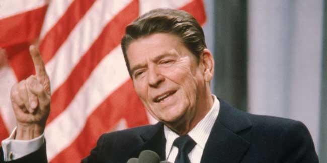 Рональд Рейган – кодовое имя Т-10