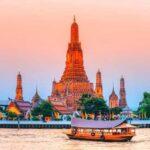5 самых популярных туристических направлений в Таиланде