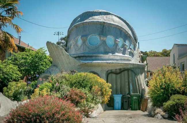 Дом Тардиградов в Беркли, Калифорния