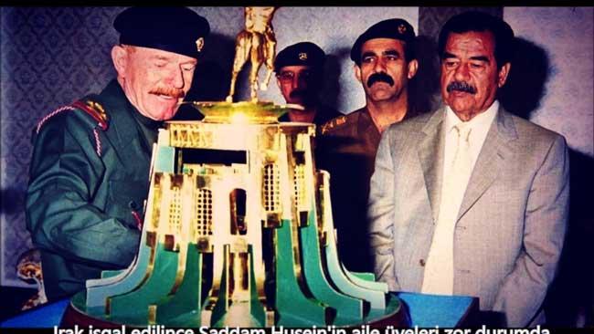 Саддам Хусейн пытался восстановить часть Вавилона