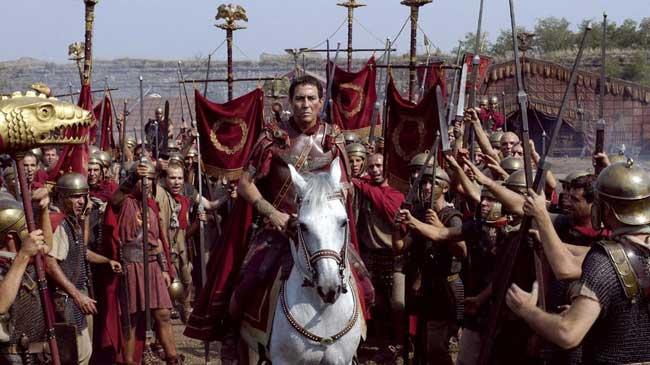 Юлий Цезарь был блестящим тактиком