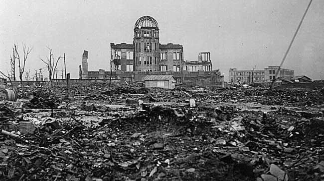 Последствия небольшой ядерной войны