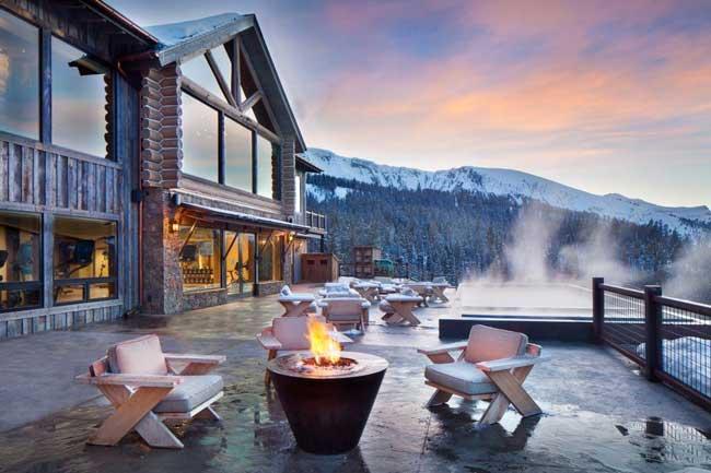 Yellowstone Club, Биг-Скай, США