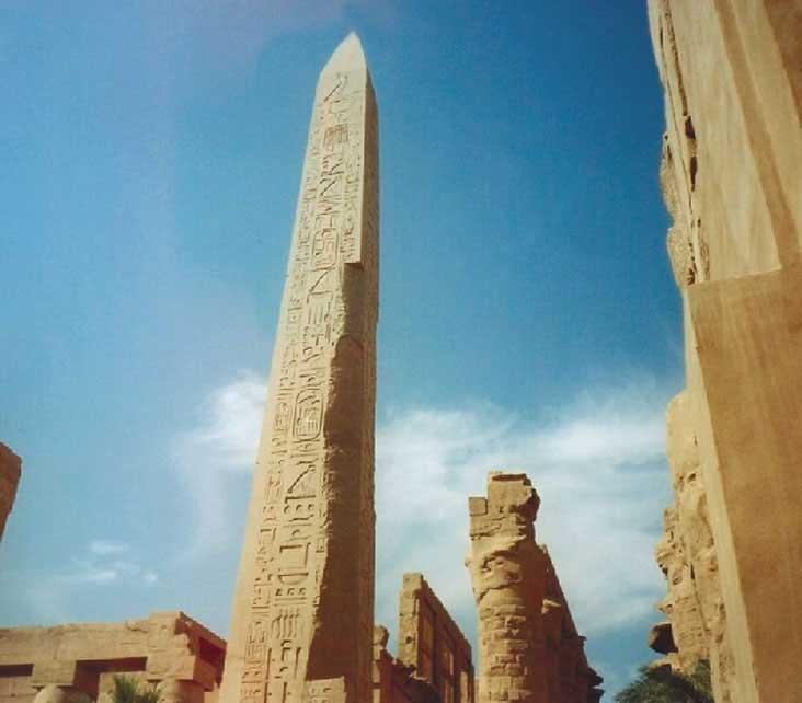 Египетский столб